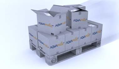 distribución y venta aquamile